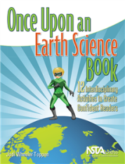 Once Upon an Earth Science cvr