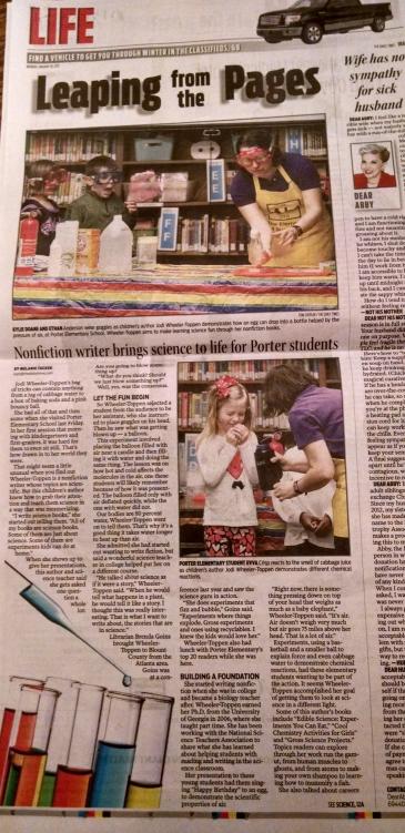 porter-newspaper