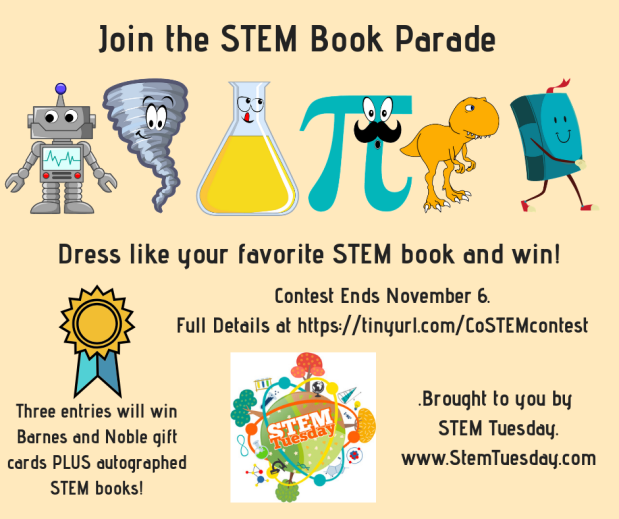 Join the STEM Book Parade(1)